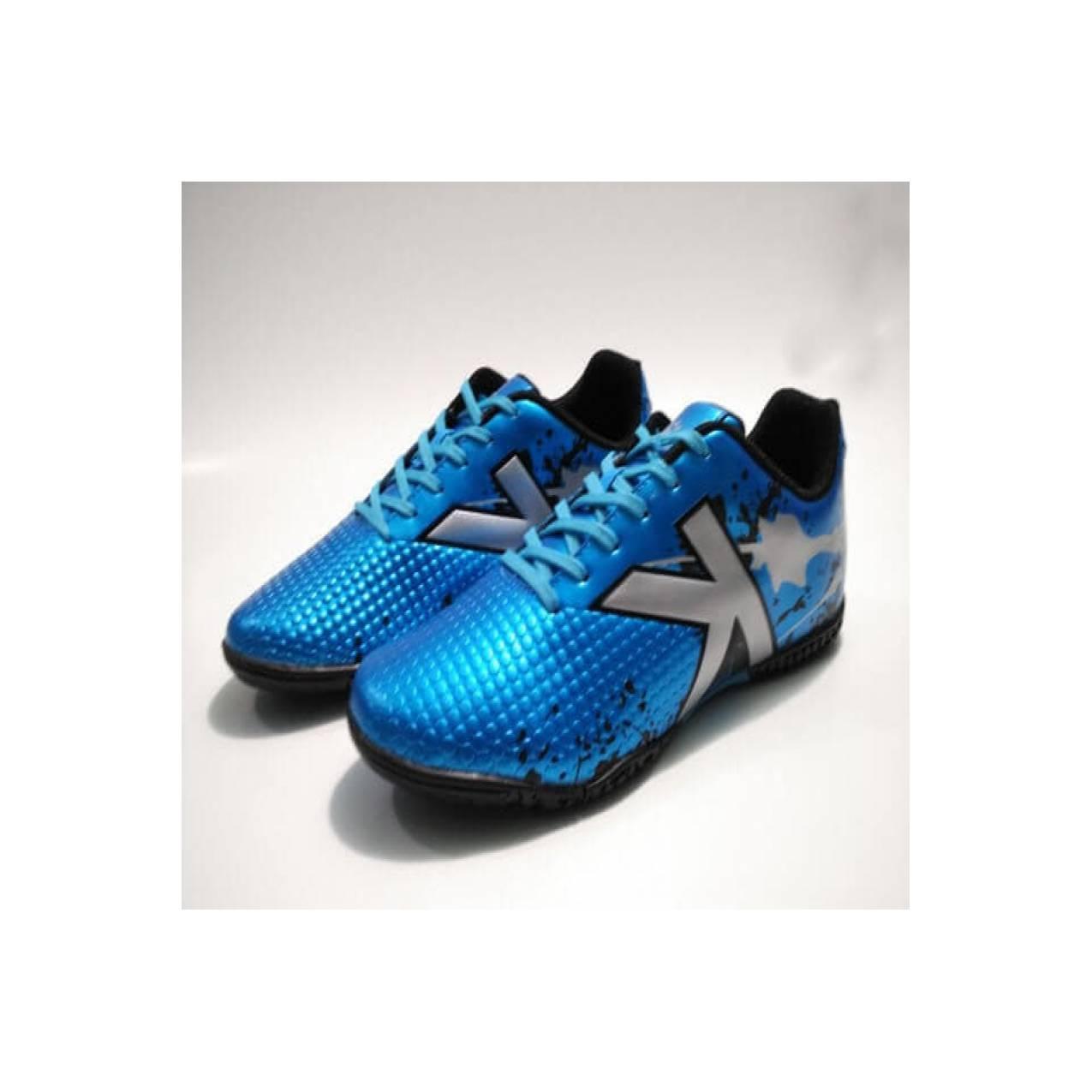 Ogardo Pele Sepatu Futsal Pria Blue Orange Daftar Harga Terbaru Nike Hypervenom Phelon Ii Ic 749898 703 Hijau Kelme Star Evo Sky Silver