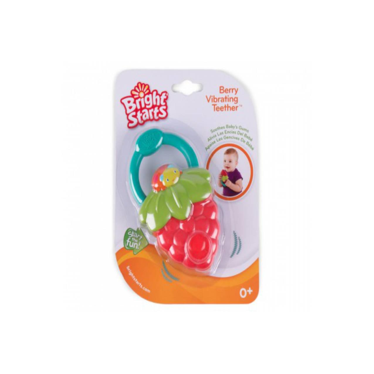 Berry Vibrating Teether