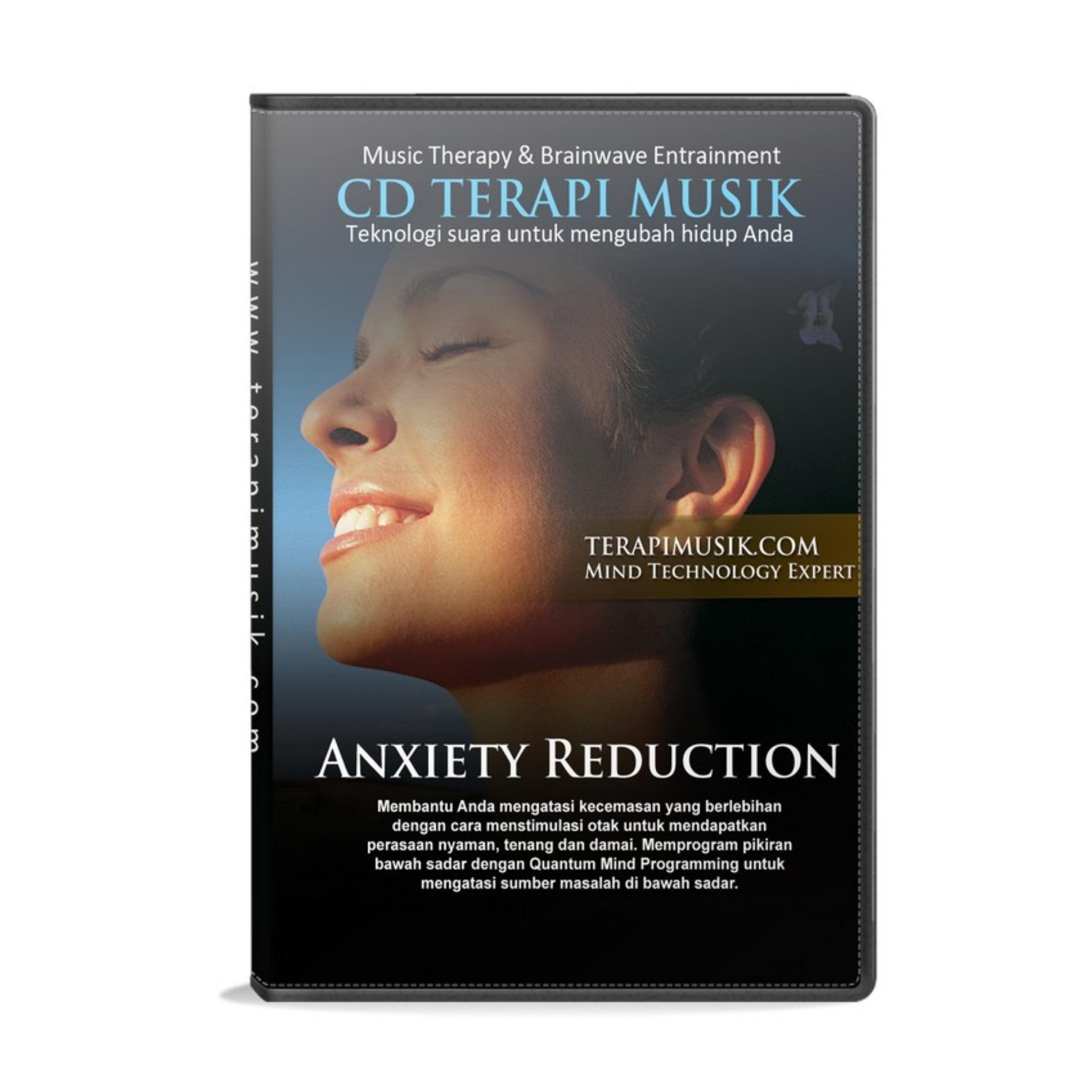 Terapi Musik Anxiety Reduction (terapi Untuk Mengatasi Kecemasan) By Terapi Musik.
