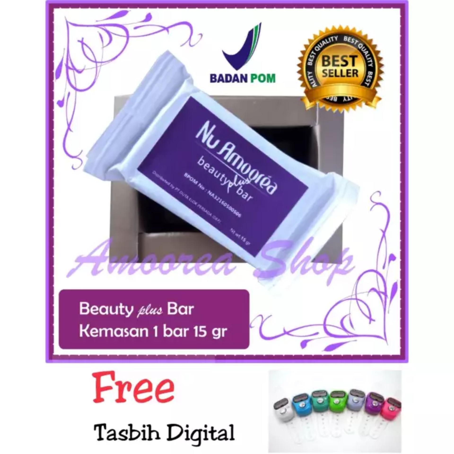 Buy Sell Cheapest Sabun Amoorea Beauty Best Quality Product Deals Wajah Nu Bar 25 Gram Plus Kemasan 15 Gr Obat Jerawat Flek Hitam