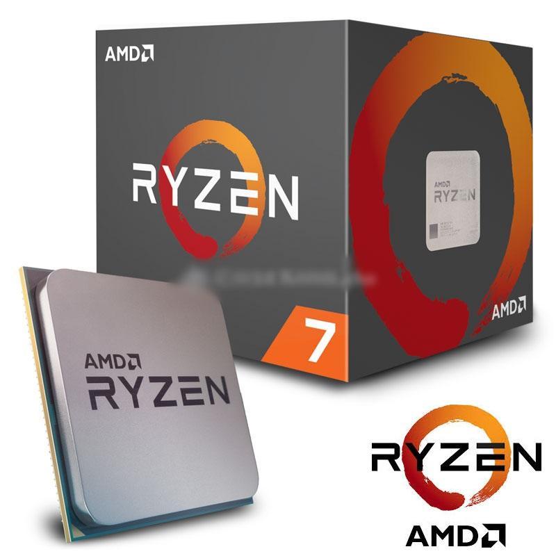 PROSESSOR AMD RYZEN 7 2700 8 CORE 4.1GHZ MAX BOOST 3.2GHZ BASE BOXED