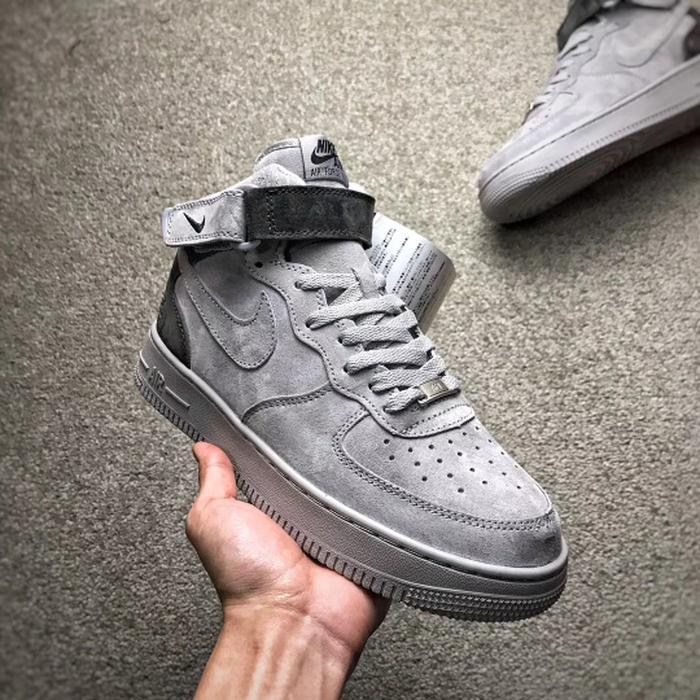 Sepatu Nike Air Force 1 Mid Reigning Champ - Premium Quality   sepatu  running   sepatu c25c9cf020