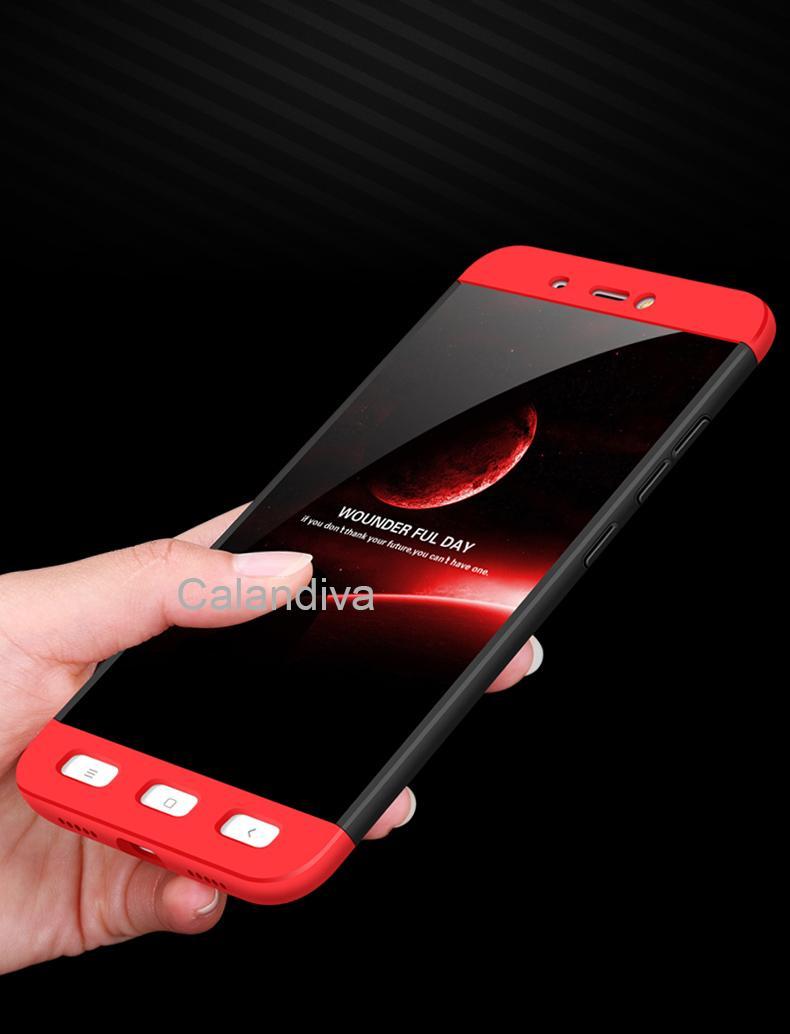 Spesifikasi dari Calandiva Case Xiaomi Redmi 4X , Redmi 4X Prime (5.0 inch) (sama ukuran) Casing Premium Front Back 360 Degree Full Protection