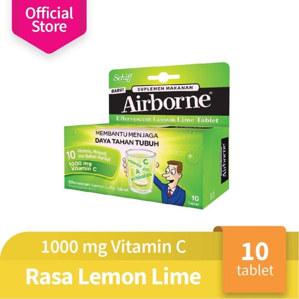 Buy Sell Cheapest Rasa Lemon Minuman Best Quality Product Deals Makarizo Shampo Sachet Melon Airborne Vitamin C Effervescent Isi 10 Tablet