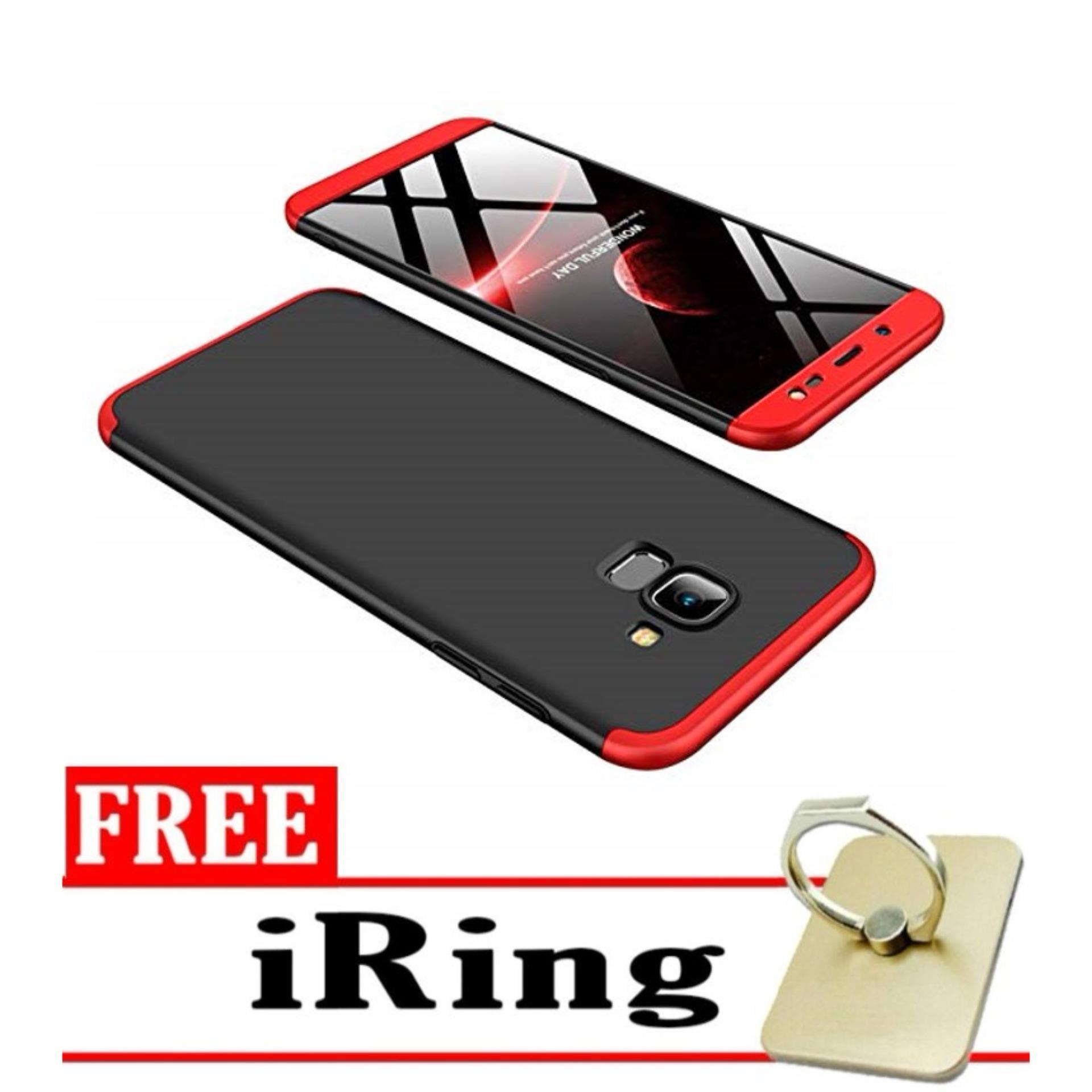 Premium Case 360 Degree Full Protection Super Slim Anti Slip Hard Back Case Cover For Samsung
