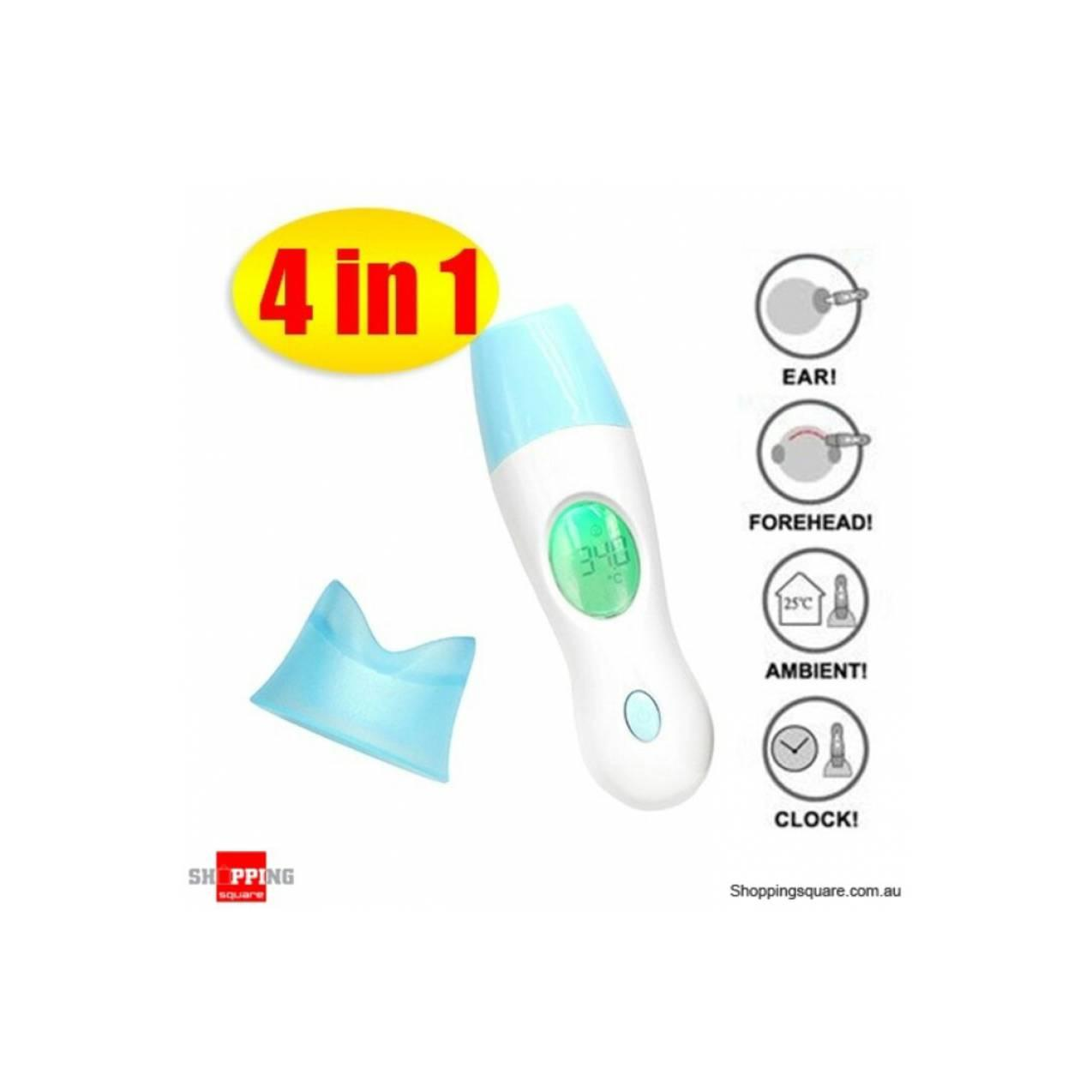 Thermometer 4 in 1 Baby Digital Termometer Telinga Bayi Anak