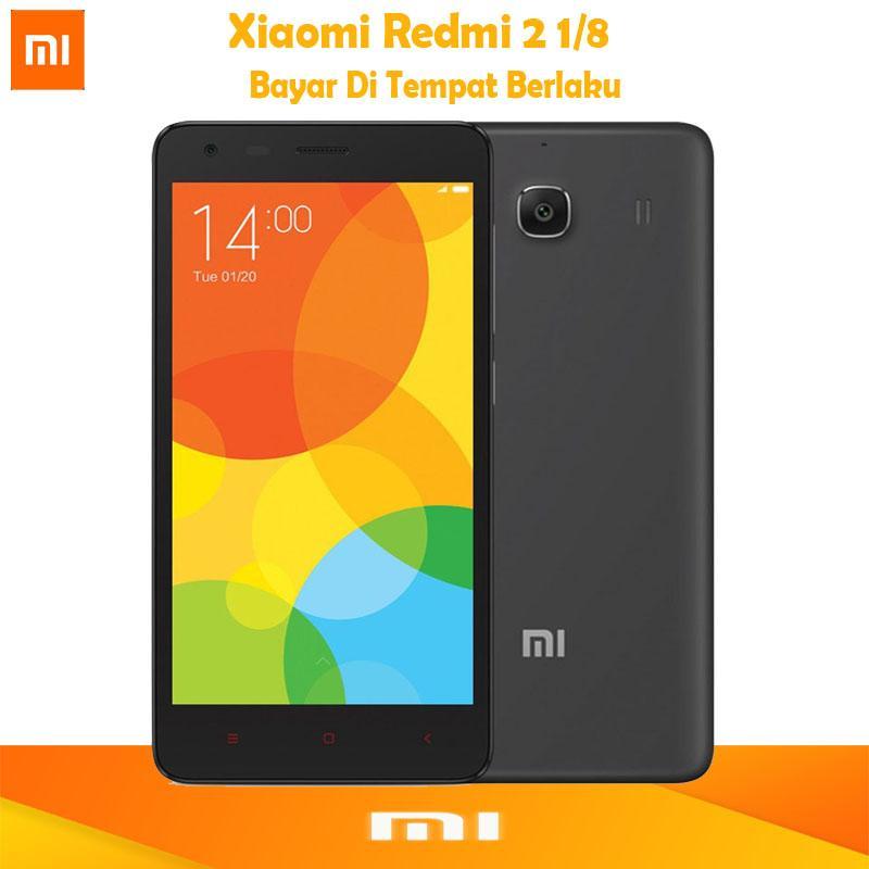Xiaomi Redmi 2 4G LTE - Ram 1GB/8GB - Garansi Distributor