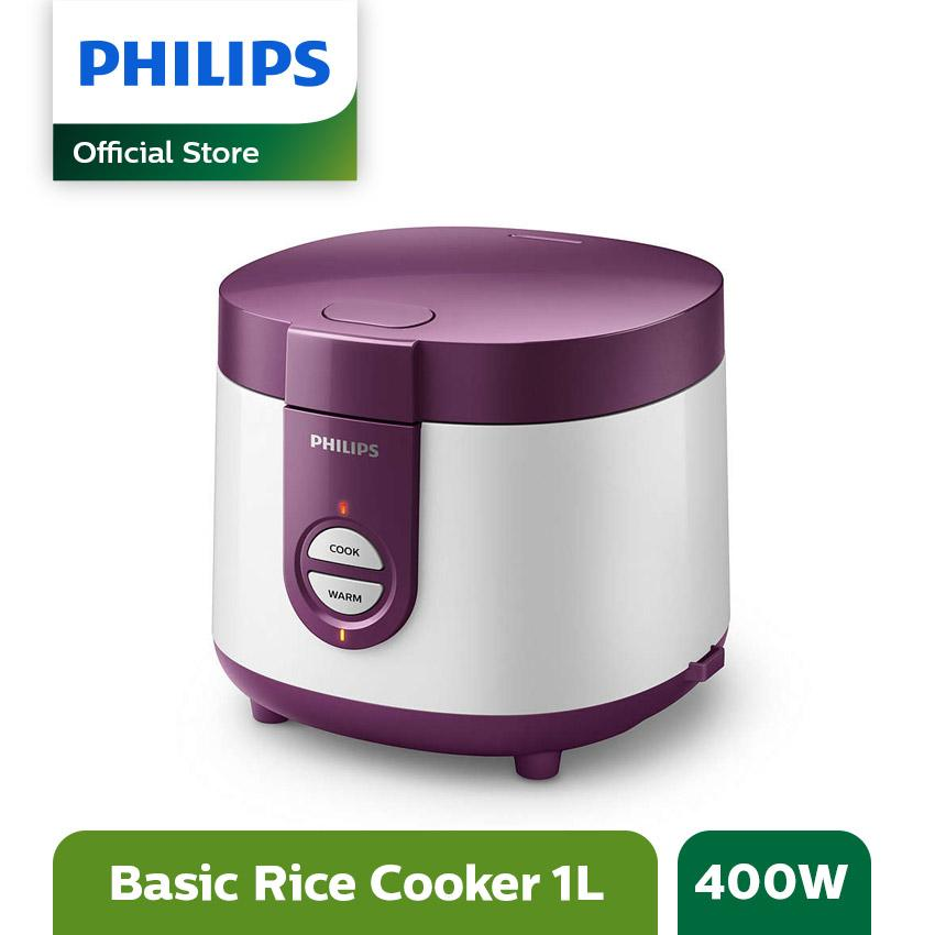 Philips Daily Collection Rice Cooker 1L - HD3116/30