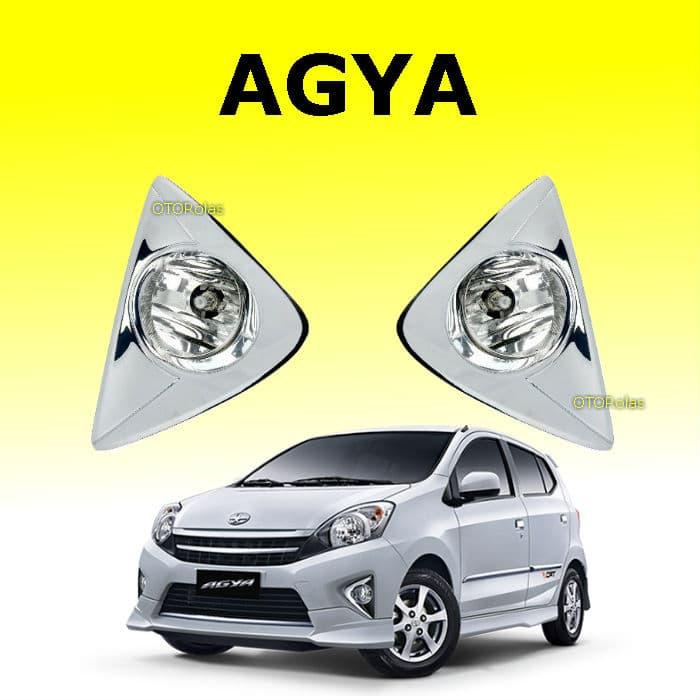 lampu kabut foglamp agya ayla full set