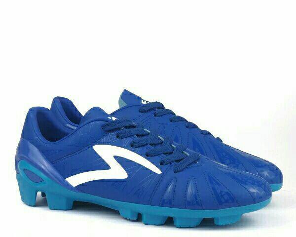 Sepatu Bola Specs Tomahawk FG LT - Palacid Blue Original