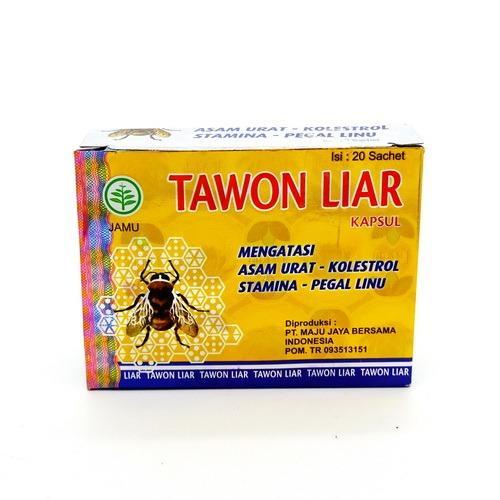 1box Tawon liar 20 saset