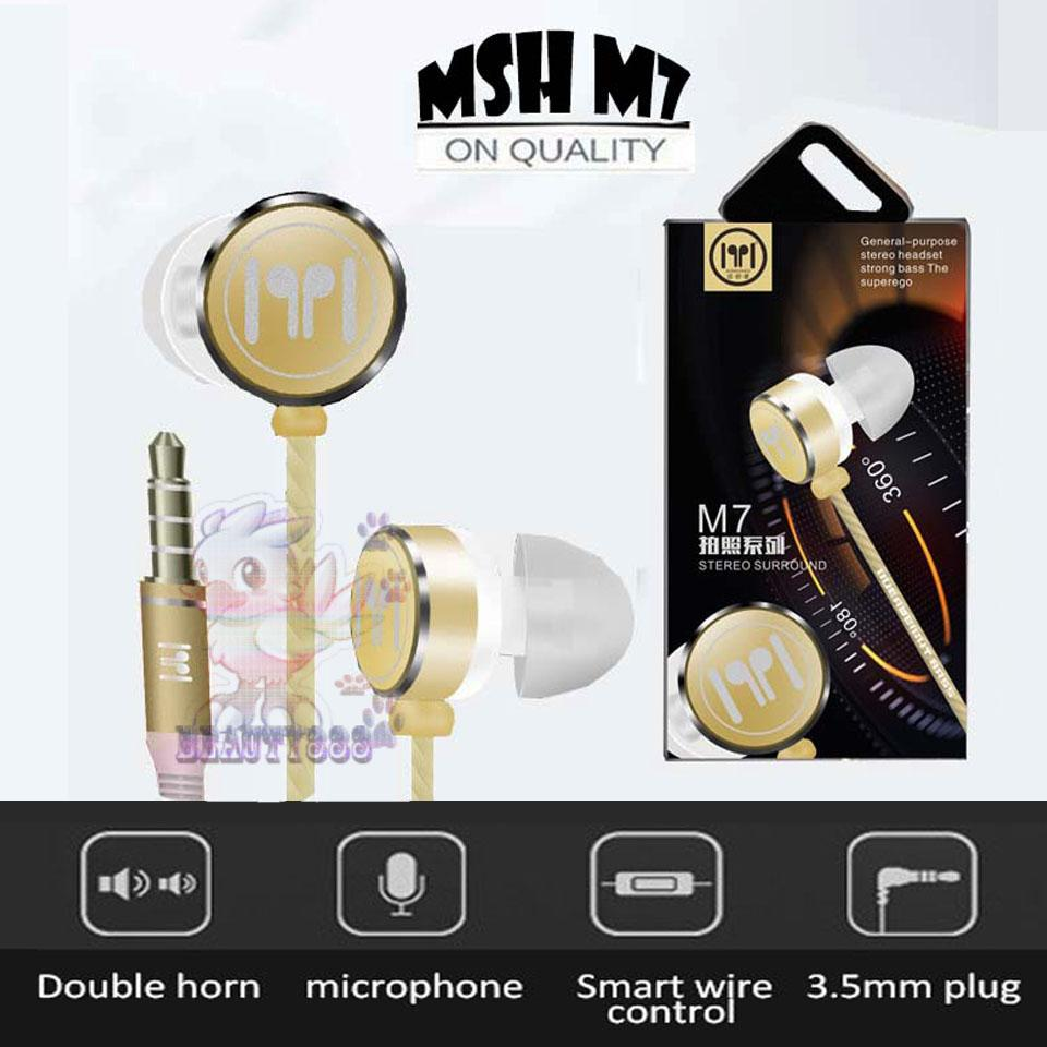Rp 42.900. Headset MSH ...