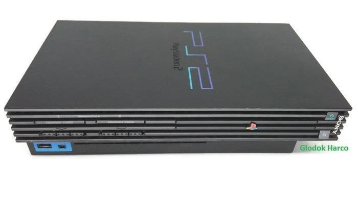 Refurbished Sony Playstaion2 seri 3  (PS2 seri 3/5) Matrix