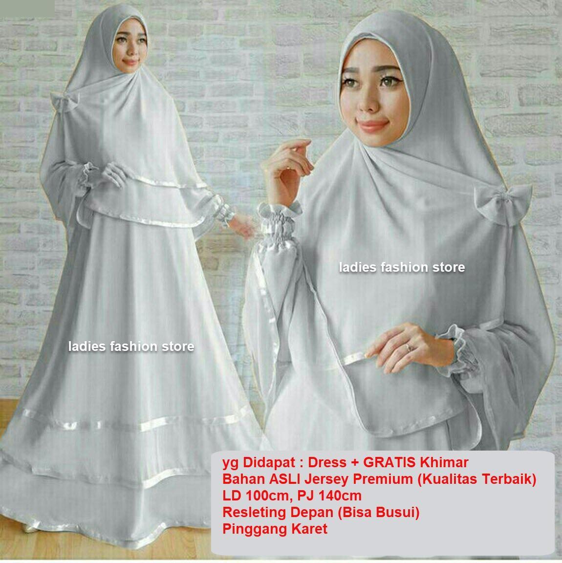 419b1672f40f185d5bdb1084f807763d Ulasan List Harga Long Dress Elegant Muslim Paling Baru minggu ini