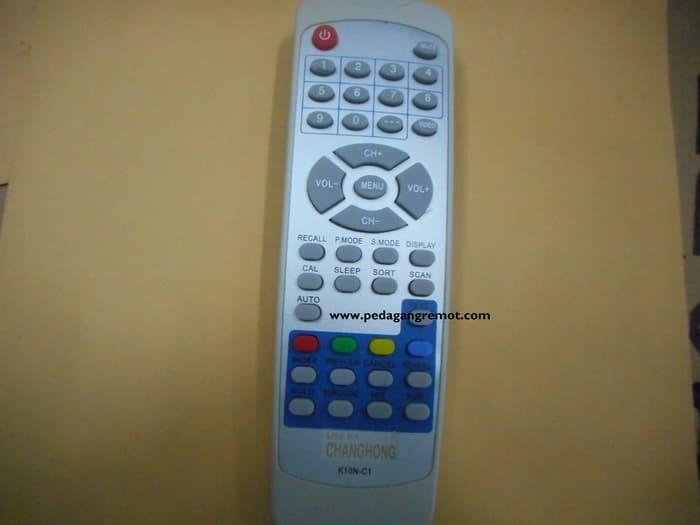 Terbaru!! RemotU002Fremote Tv Tabung Changhong - ready stock