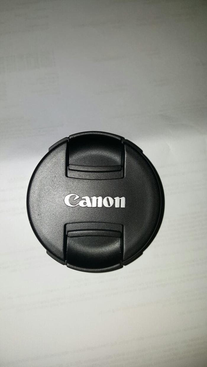 Promo Lens Cap Canon 58mm Model ORI / Tutup Lensa Canon 58mm / Lenscap Canon original