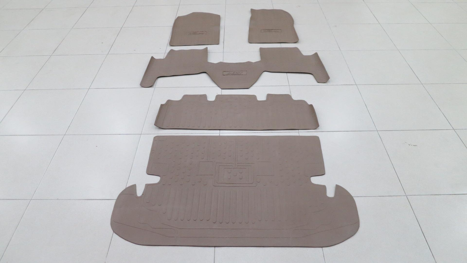 KARPET KARET GRAND AVANZA 2016-2018 FULL SET MOCCA