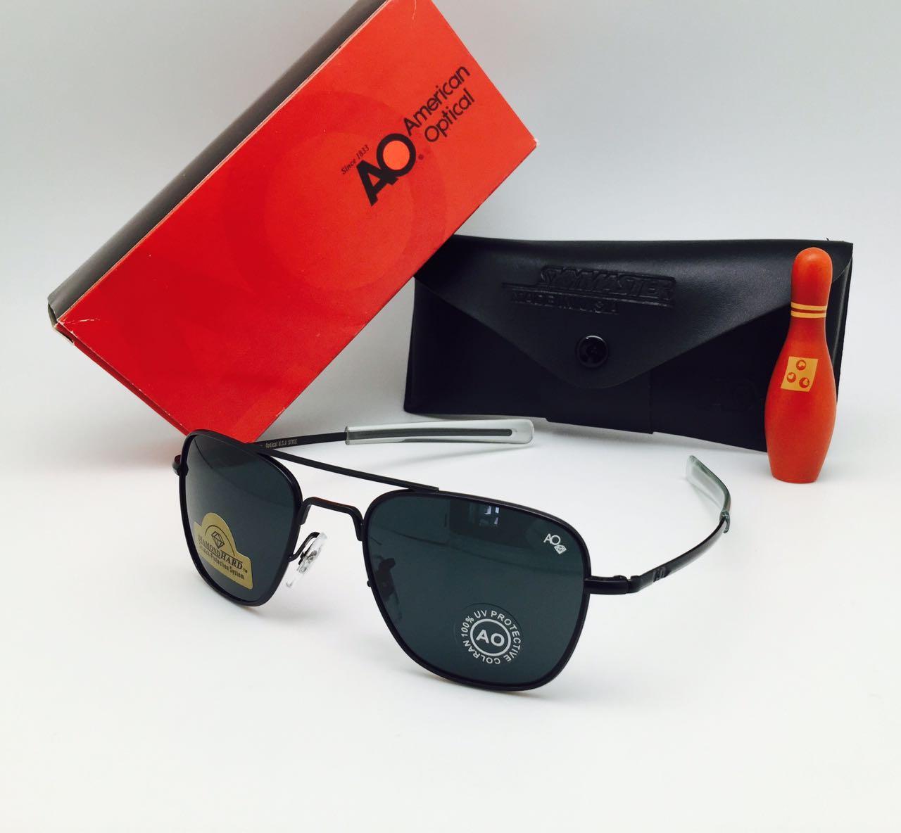 Kacamata Pria American Optical Polarized Kacamata Fashion Kacamata Sport Kacamata Outdoor - Frame H