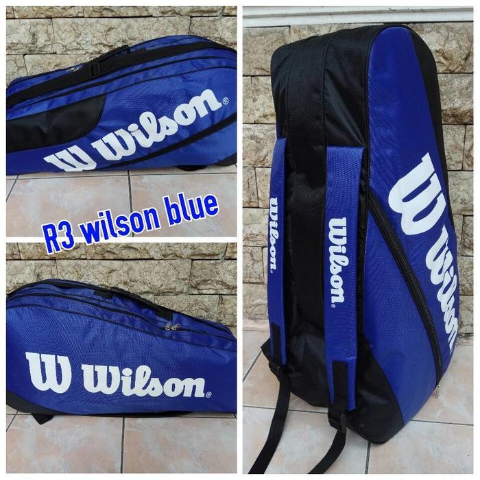 Wilson Tas Raket Tenis Tennis Racket Bag