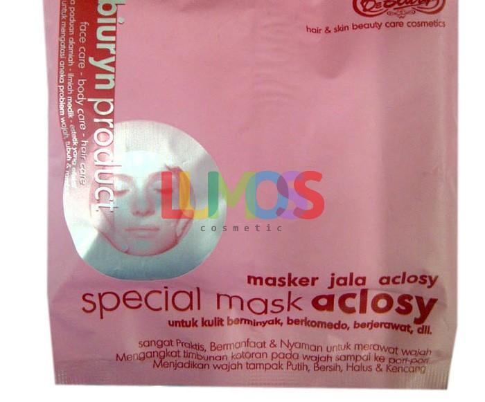 Biuryn Masker Wajah Sachet ACLOSY