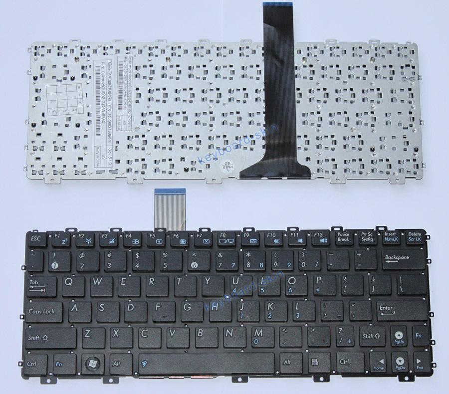 ASUS Keyboard Laptop 1015 1015B 1015BX 1015PD 1015PDG 1015PX 1015PEM 1015PED 1015PW 1015T Original