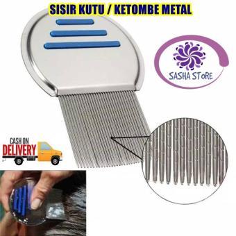 Pencarian Termurah SS Sisir Kutu Ajaib Metal / Sisir Serit / Sisir Rambut Bahan Metal / Sisir Ketombe / Sisir Kutu Metal / Metal Nit Lice Comb - Random ...
