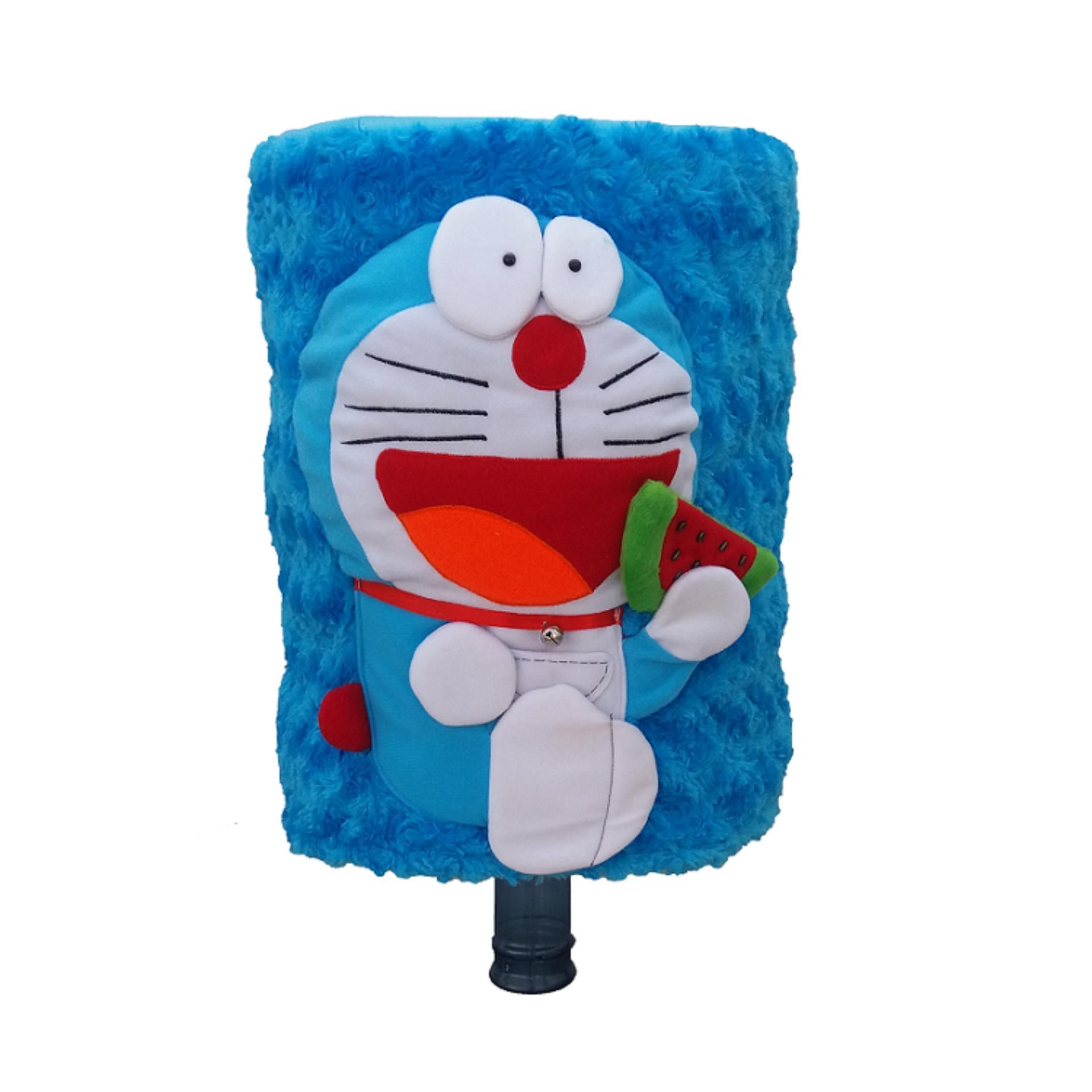 Jual Aksesoris Dispenser Air Termurah Galon Sanex D102 D 102 Hot Dan Normal Garansi Doraemon Karakter Sarung Boneka 3 Dimensi
