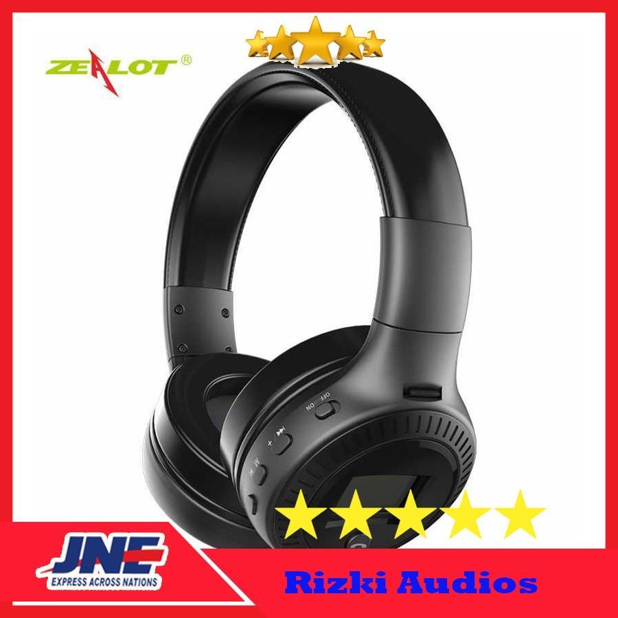 Zealot Bluetooth Speaker Waterproof dengan Powerbank 4000mAh & Senter. IDR 289,400 IDR289400. View Detail. Zealot B19 Wireless Headset Bluetooth Headphone ...