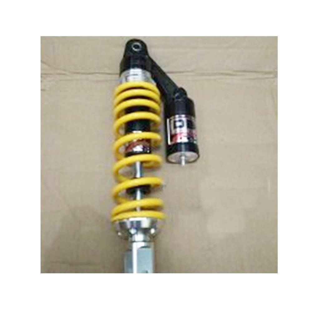 Shockbeaker Tabung Atas DBS Untuk Semua Jenis Motor Matic Yamaha Honda Beat , Mio , Fino , Scoopy , Vario 110 ( Black/Yellow )