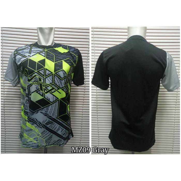 BEST SELLER!!! Kaos OlahragaVoli / Jersey Volley Mizuno MZ09 Gray - r2HgG9