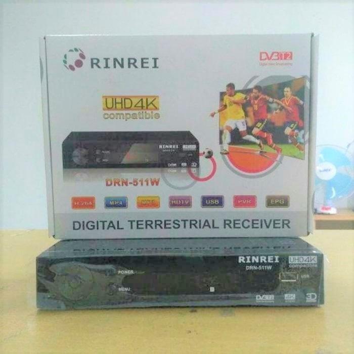 Set Top Box Rinrei DRN - 511 W