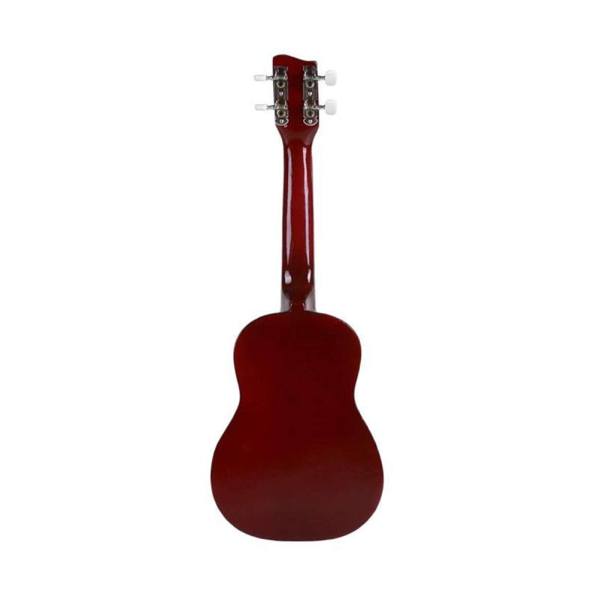 Gitar Ukulele / Kentrung - Alat Musik Kecil 4 Akustik Senar Light Brown