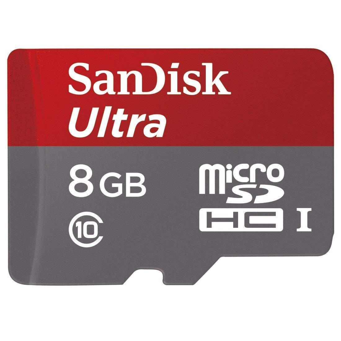 Bestway Pompa Angin Tangan Kecil Sandisk Original Microsd Memory Card 8 Gb