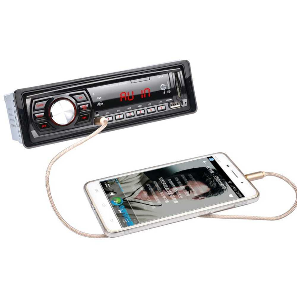 Jual Peralatan Audio Mobil Tape Bluetooth Usb Mp3 Fm Radio Jsd 520 Player 12v 1din Receiver Aux Sd Slot Head Unit Single Din