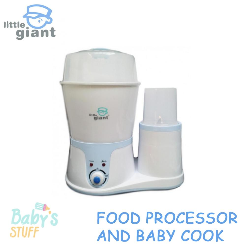 Little Giant Food Processor Baby Cook