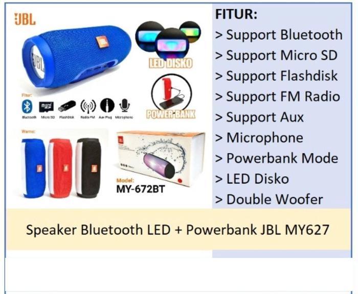 Speaker Aktif Portable .
