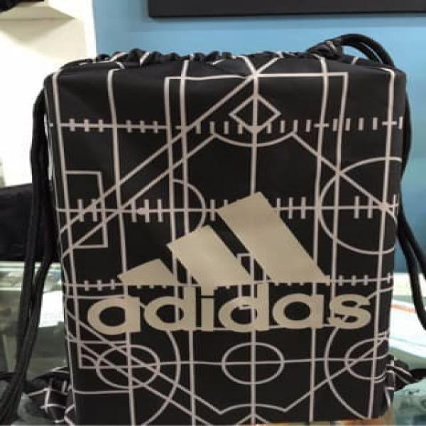 DISCON tas sport serut adidas sport DNA GB black white 2016 new origi