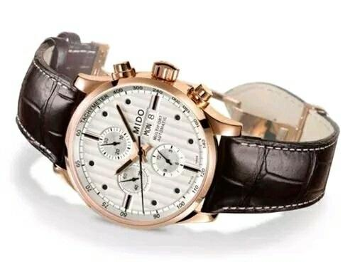 Mido Multifort Chrono M005