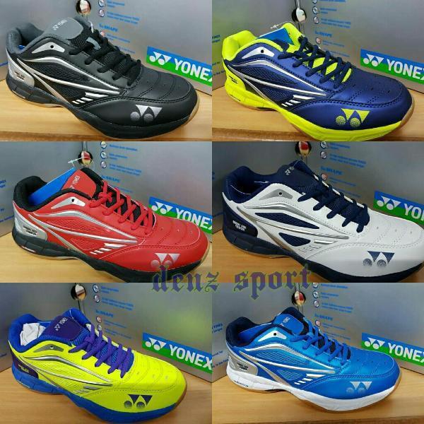 Best Item! Sepatu Badminton YONEX COURT ACE TOUGH ORIGINAL  Baru!