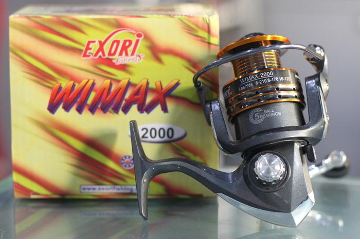 HARGA PROMO!!! Reel Exori Wimax 2000 - eFkWmR