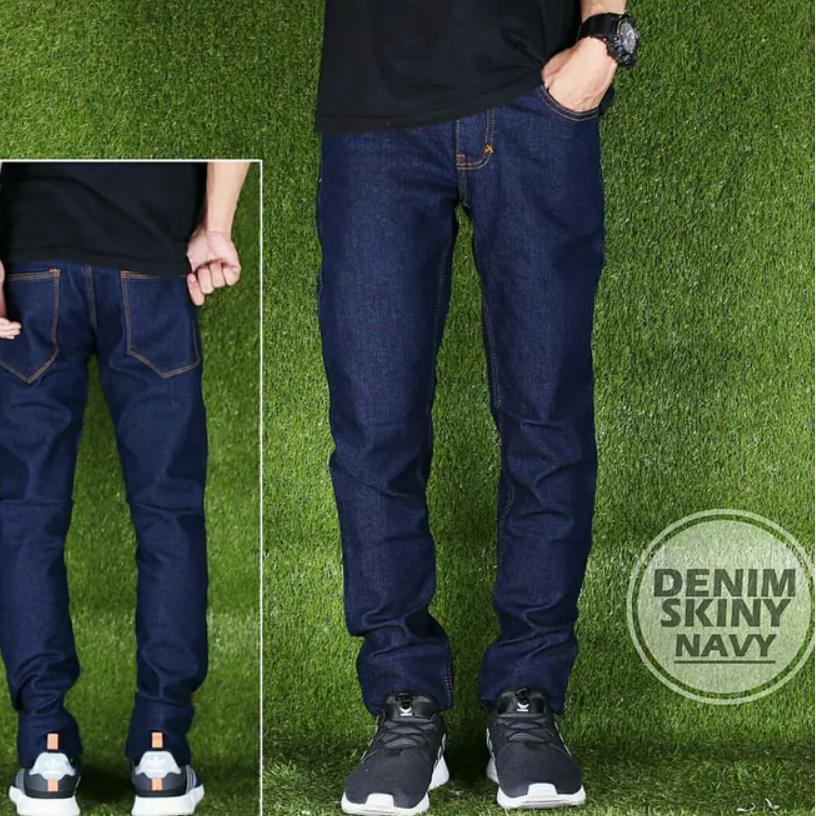 Celana Jeans Pria Wrangler Slim Fit/SkinnyIDR199000. Rp 199.000