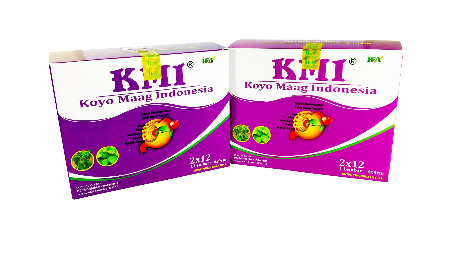 Buy Sell Cheapest Koyo Maag Indonesia Best Quality Product Deals Tepung Gandum Talbinah Obat Indonesian Store
