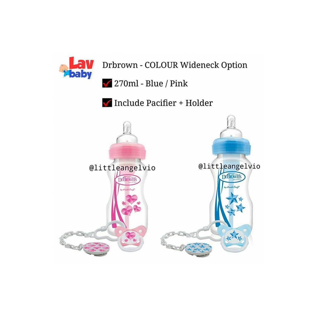 Buy Sell Cheapest Dr Browns Options Best Quality Product Deals Drbrowns 5 Oz 150 Ml Pesu Wide Neck Baby Bottle 1 Pack Paket 270ml Isi Brown