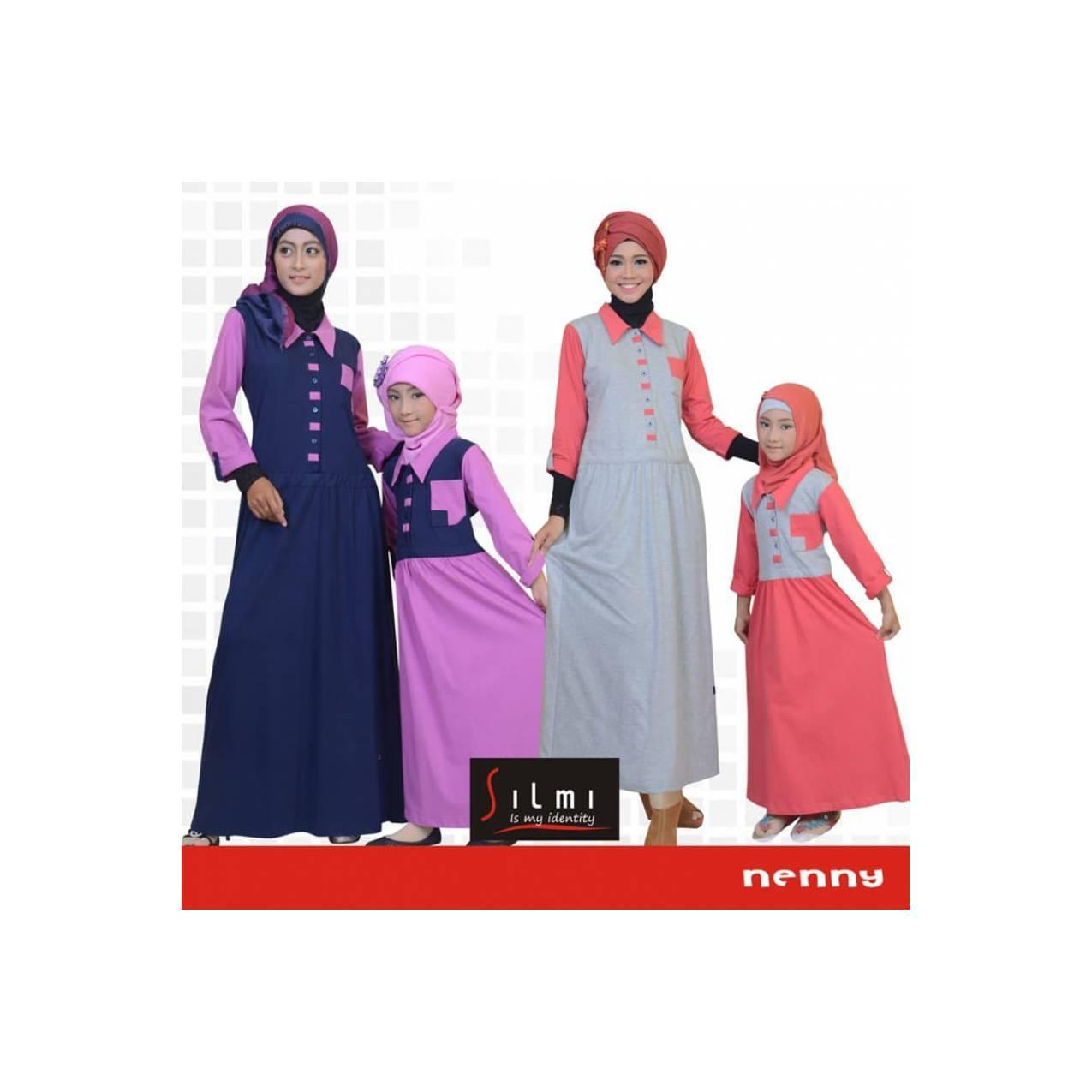Nenny/Sarimbit ibu dan anak/Couple mom n kids/Couple ib Diskon