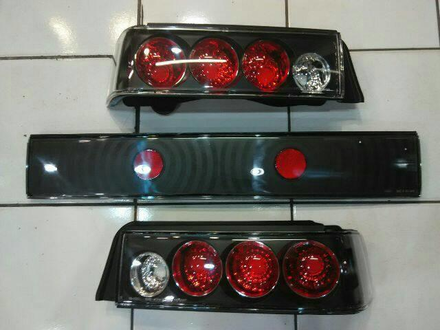 STOP LAMP  / TAIL LIGHT HONDA CIVIC NOUVA &#39 | 89-&#39 | 91 | ( lampu  mobil hid plafon depan rem sorot led h4 kabut fog lamp tembak variasi strobo rem toyota innova hid avanza osram )