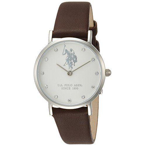 U.S. POLO ASSN. Watch DAHLIA white Dial USP5383ST Ladies Watch
