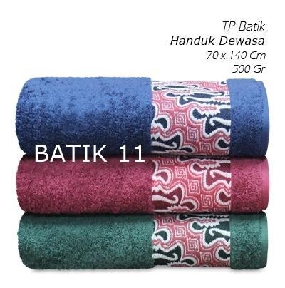 Handuk TP Premium BATIK 11  uk.70x140
