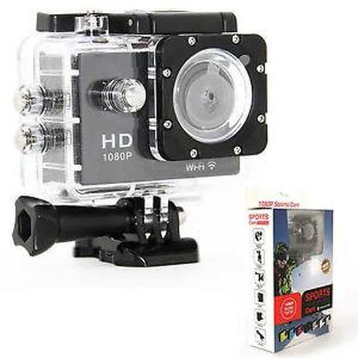 Sports Cam / Action Camera Sport Mini 1080p H264 Full Hd Wifi