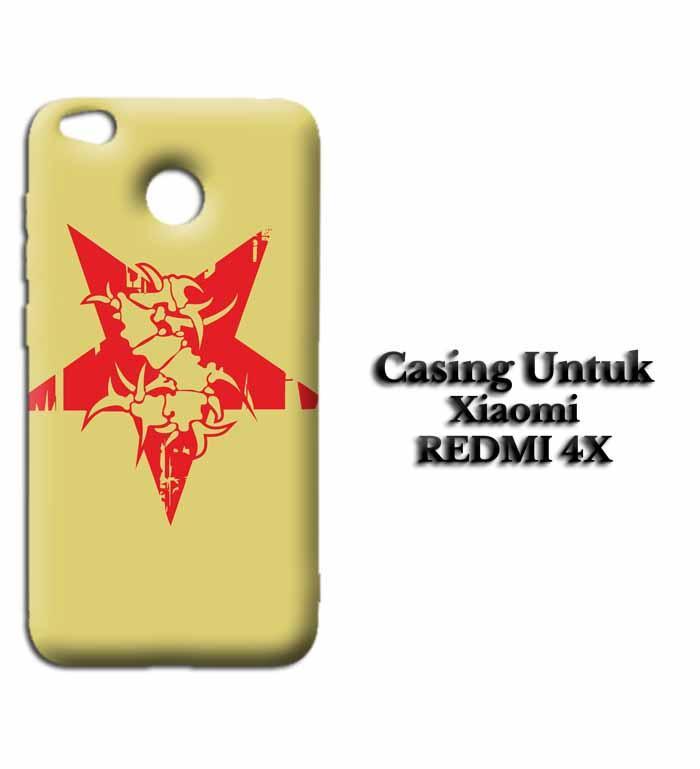 Casing XIAOMI REDMI 4X sepultura logo Hardcase Custom Case Se7enstores