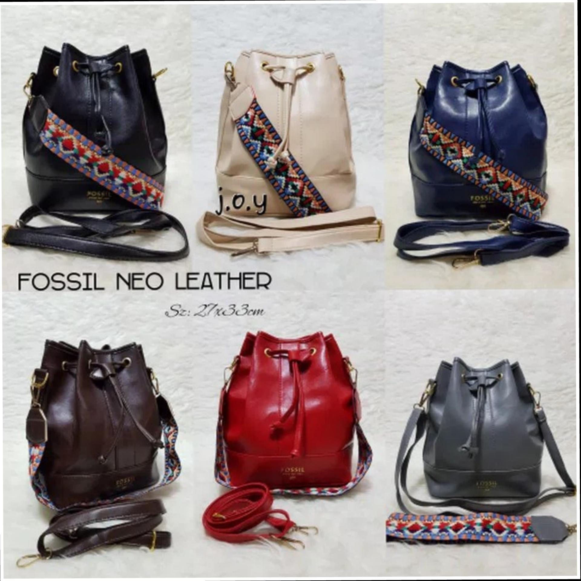 Fossil Preston Small Flap Espresso Zb 5873206 Daftar Harga Peyton Printed Large Double Pink Multi 6986664 Tas Hand Bag Neo Leather 2in 1 Khisan Store